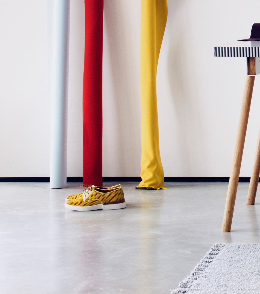 Tracey Neuls Feature in Kvadrat Campaign