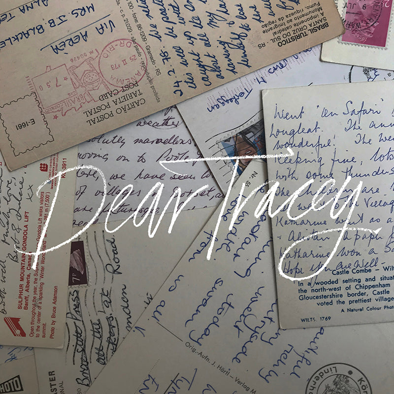 """Dear Tracey..."" Competition 
