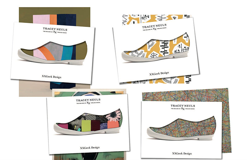 Design a Shoe at Tracey Neuls