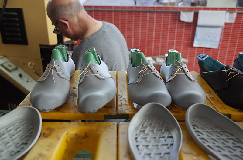 The Geek | How Tracey Neuls Shoes Are Made