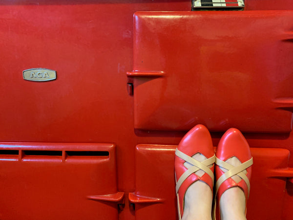 Red Shoe To Empower | Founder's Note