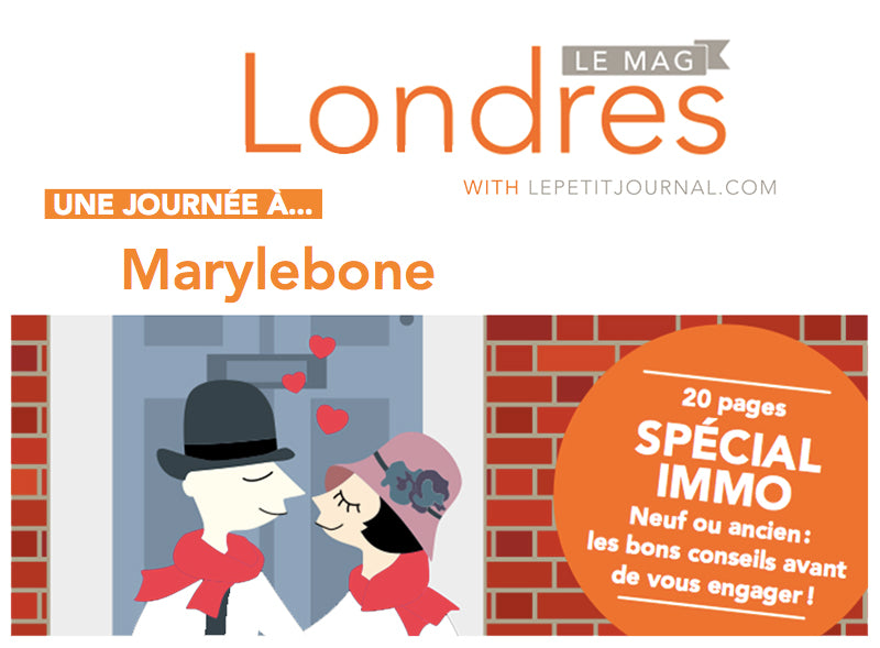 Londres Mag | Featuring Tracey Neuls Marylebone Lane
