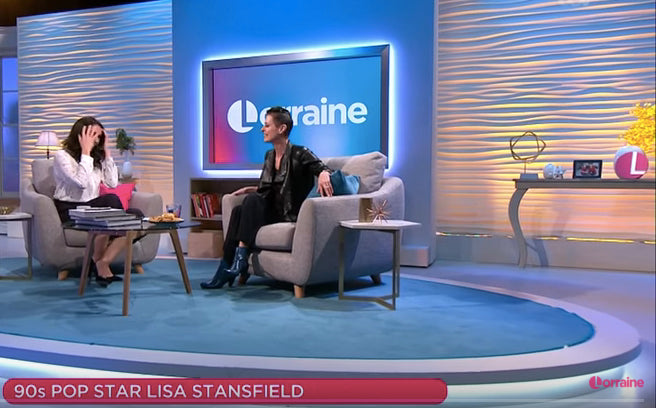 Singer Lisa Stansfield | Tracey Neuls Shoes