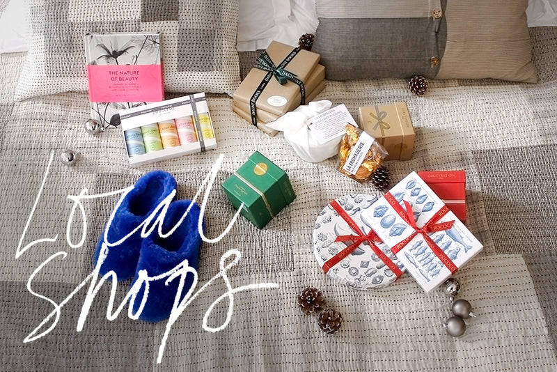 Christmas Shopping in Marylebone | Tracey Neuls Gift Guide To The Neighbourhood