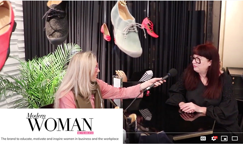 Modern Woman: Covid-19 Business Interviews Tracey Neuls : Episode 1