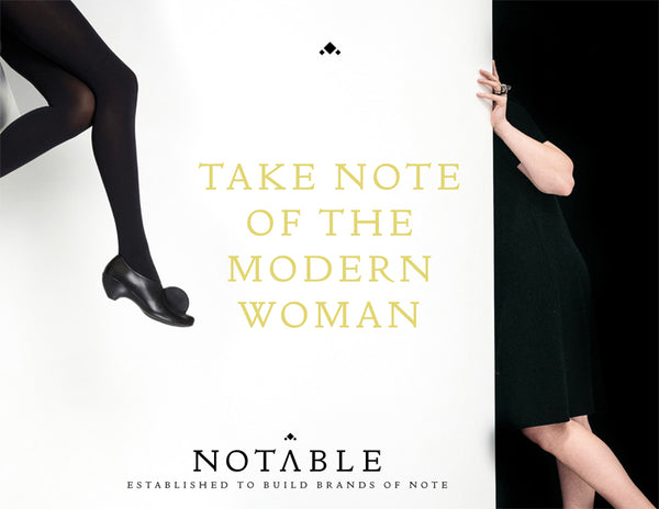 Take Note Of The Modern Woman | Tracey Neuls | Notable
