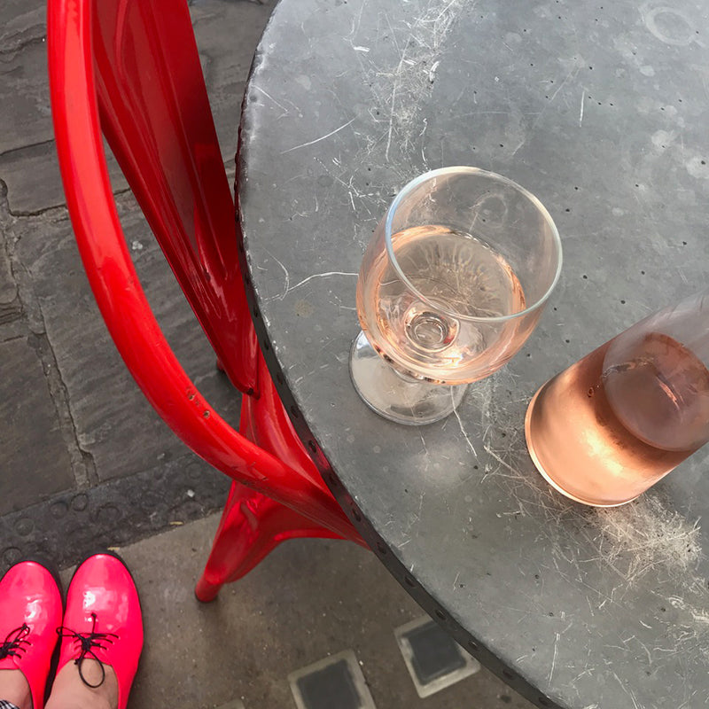 Rosé and Neon at The Albion