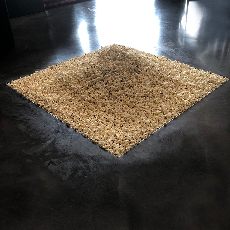Tracey Neuls Pop Corn Installation