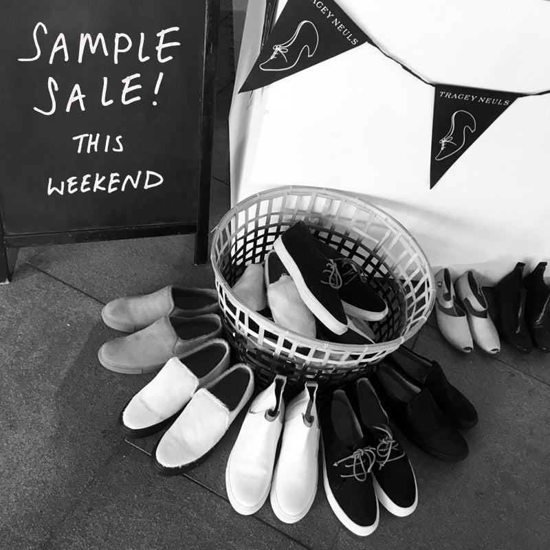 TRACEY NEULS | SAMPLE SALE Christmas Market | Greenwich Peninsular