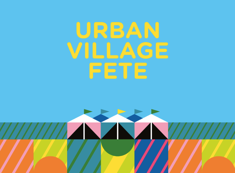 Urban Village Fete | May Sample Sale