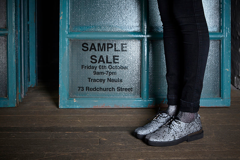 SAMPLE SALE | Redchurch street 6/10/17