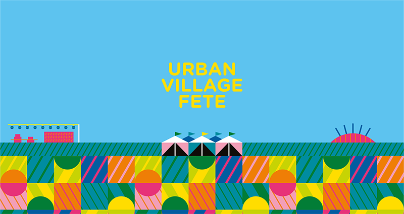 Urban Village Fete | Sample Sale | May 19th