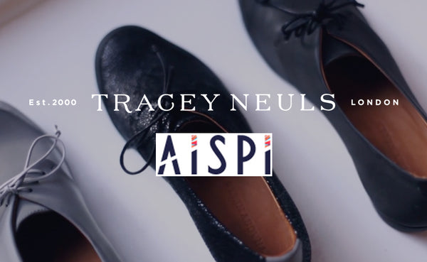 Aispi | Featuring Tracey Neuls Marylebone Shoe Shop
