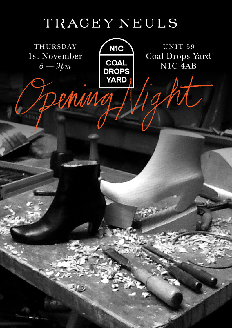 New Tracey Neuls Boutique Opening in Coal Drops Yard