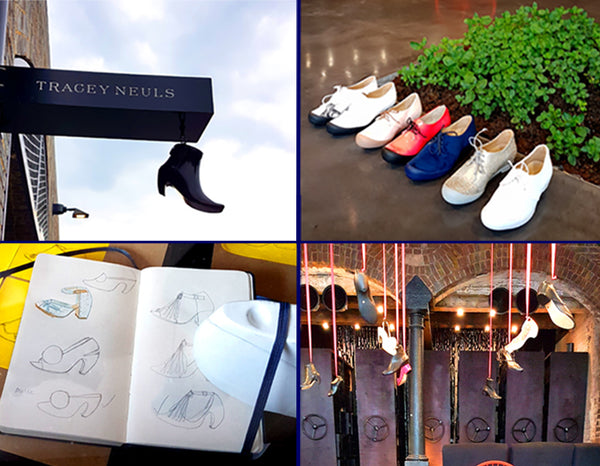 The Shoe Consultant on Tracey Neuls Coal Drops Yard