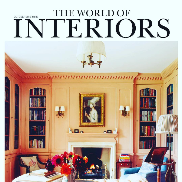 A Cut Above - The World Of Interiors Magazine - LDF2016