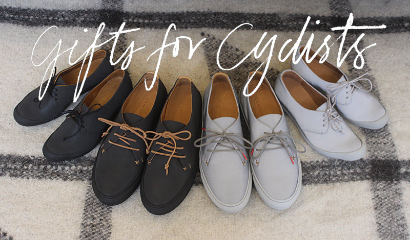 Gifts for Cyclists | His and her cycling shoes