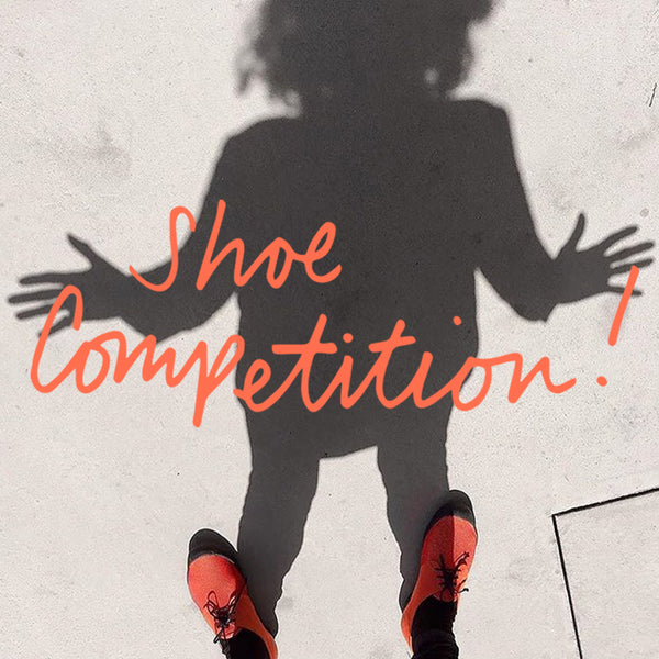 Competition | Shoes and shadows