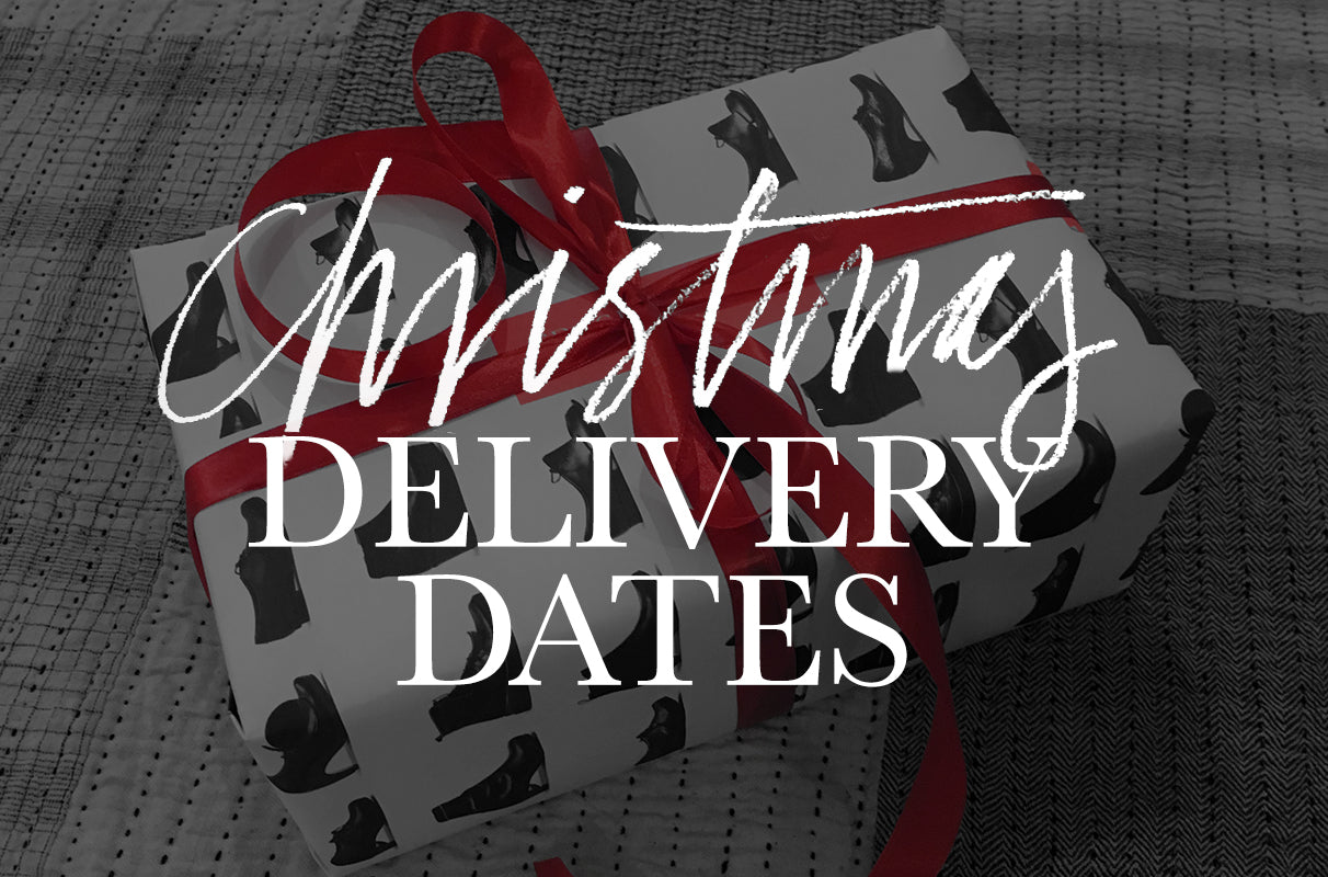 Online Ordering Delivery Dates
