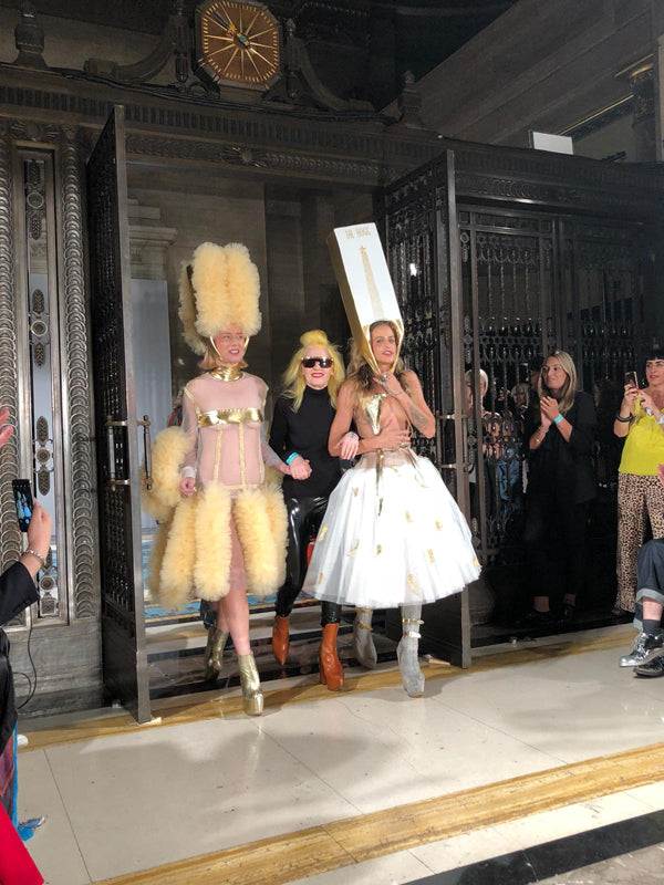 Pam Hogg Fashion Show