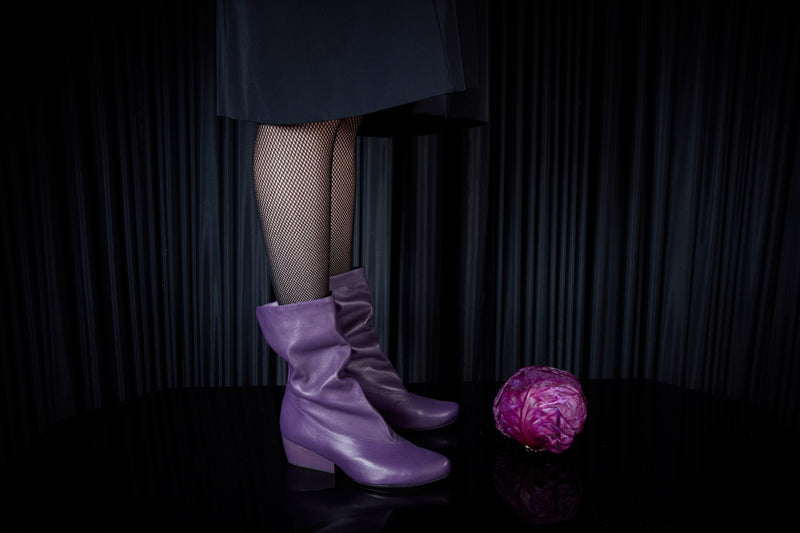 Shoe Designer Tracey Neuls AW19 collection with photographer Uli Schade