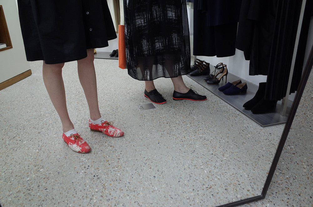 Tracey Neuls Shoes at Dover Street Market