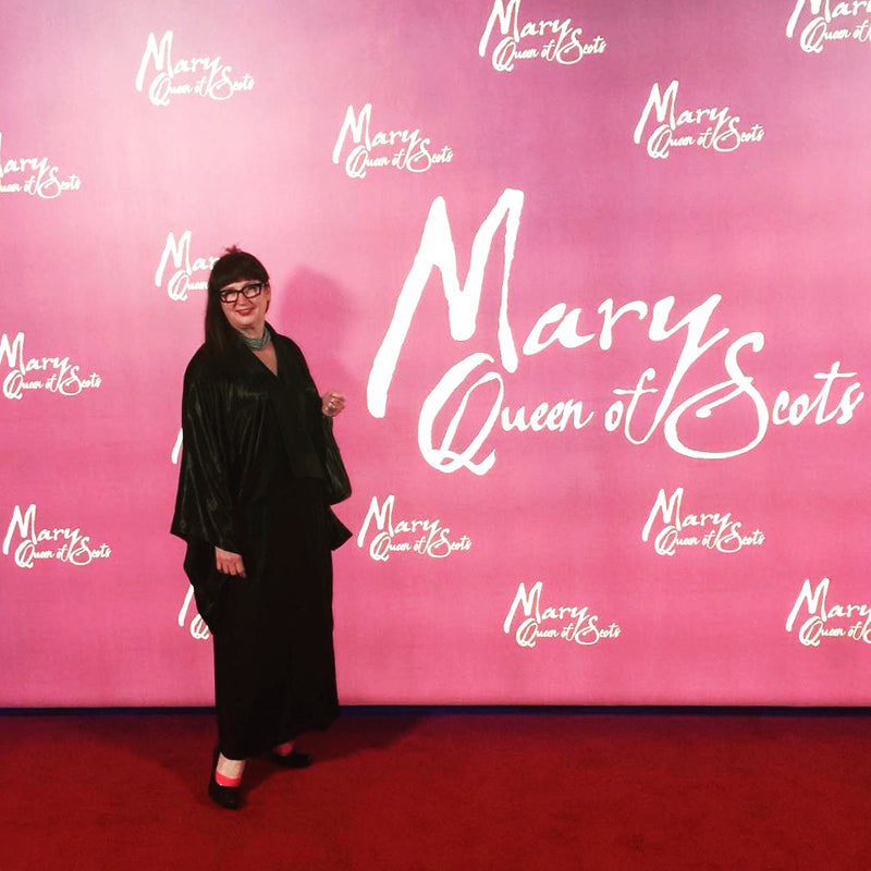 Designer Tracey Neuls at The Mary Queen of Scots Premiere