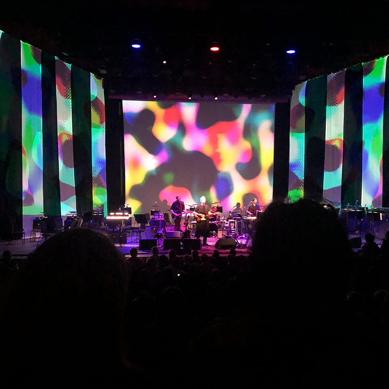 John Cale Performing at the Barbican 2018