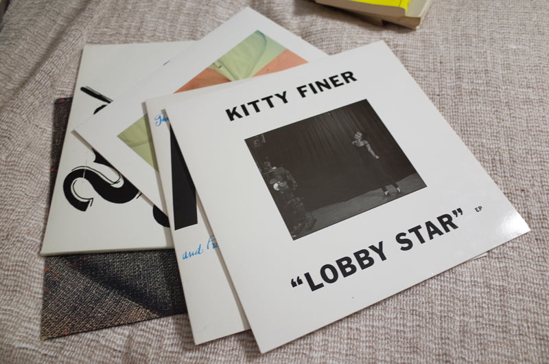 Kitty Finer Lobby Star LP Tracey Neuls