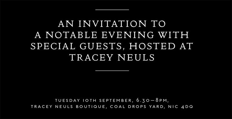 Notable Women | Tracey Neuls | Coal Drops Yard