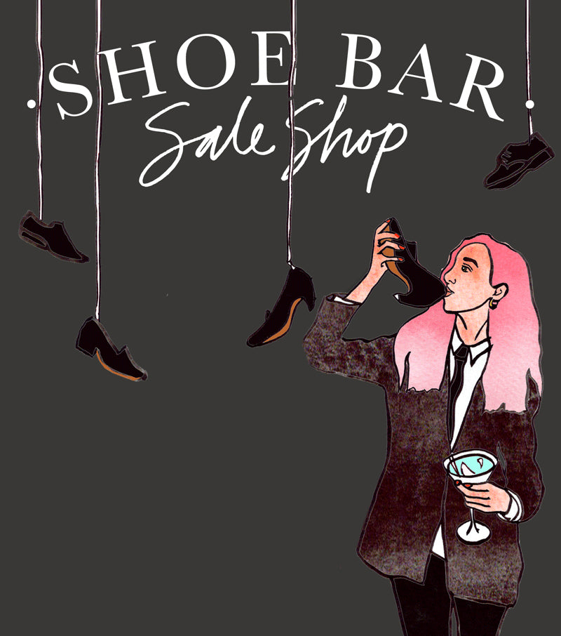 Tracey Neuls Shoe Bar Sale Shop Outlet on Redchurch Street