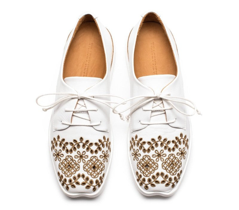 Broderie Anglaise Shoes
