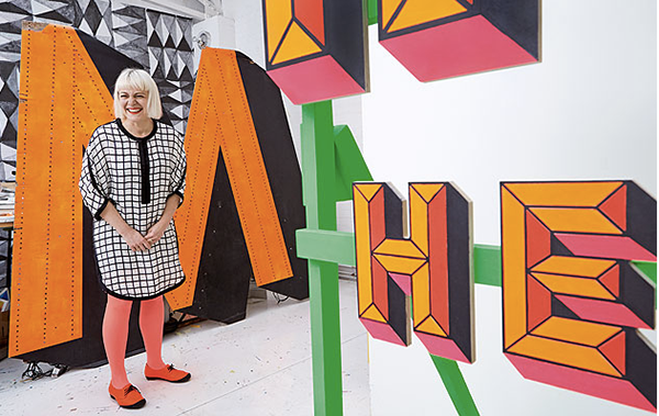 Morag Myerscough - Tracey Neuls