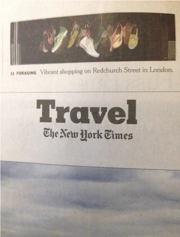 TRACEY NEULS New York Times