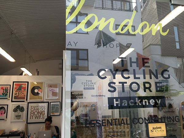 The cycling store, hackney st.cloud tracey neuls