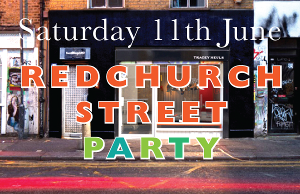 Big Redchurch neighbourhood party