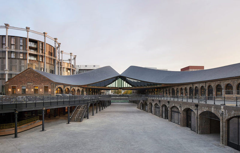 Coal drops yard retail development kings cross