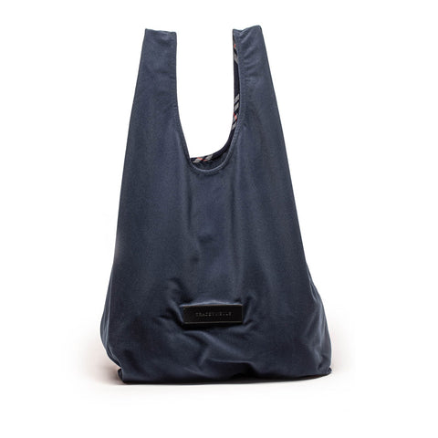 SHOPPER Navy | Corduroy Carry All