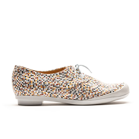 GEEK Entoptic | Printed Leather Sneaker