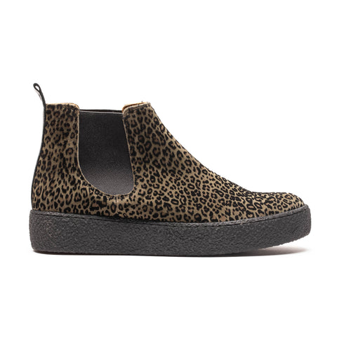 GEORGE Camo | Leopard Chelsea Platform Boot Tracey Neuls