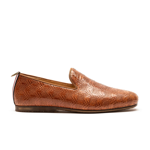LOAFER Havana | Brown Natural Leather Loafer