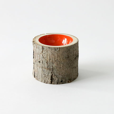 Hand Made Artisanal Log Bowls by Loyal Loot Collective at Tracey Neuls