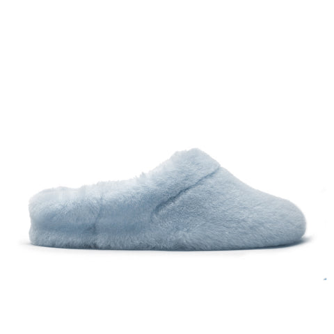 SLIPPERS Ice | Blue Shearling Slippers
