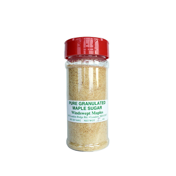 Pure Granulated Maple Sugar