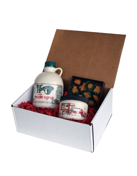 Maple Sampler Gift Box