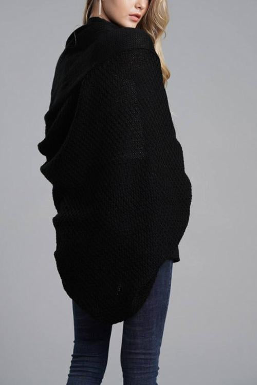 Commuter Bat Sleeve Cardigan