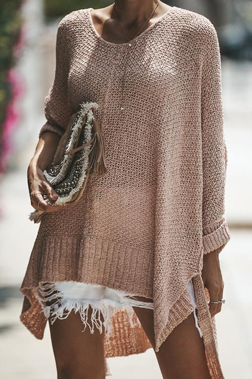 Autumn And Winter Sweater Loose Sweater