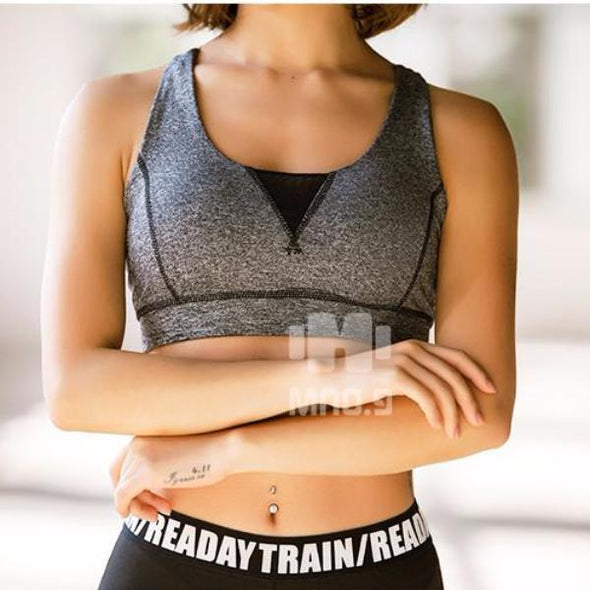 Fitness workout padded sports bra - Inspire - Quick dry - 3 colors