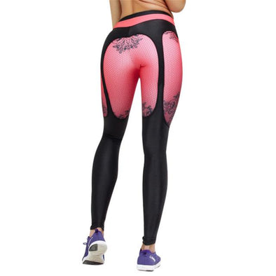 Fitness workout leggings - Pole dancer - High waist