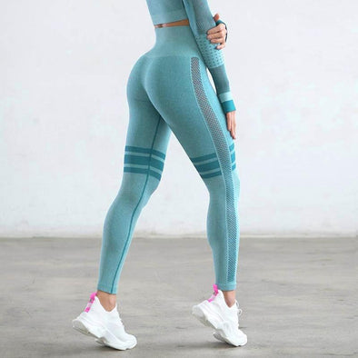 Fitness workout high waist leggings - Guardian - Squat proof - 3 colors